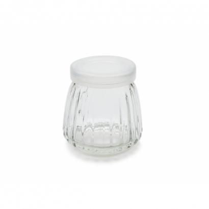 小直紋瓶、玻璃瓶 B104