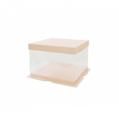 4吋蛋糕盒(單層) CP04-B1